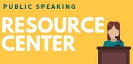 Public Speaking Resource Center