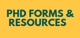 PhD Forms and Resources