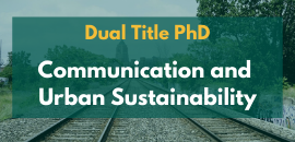 Communication and Urban Sustainability