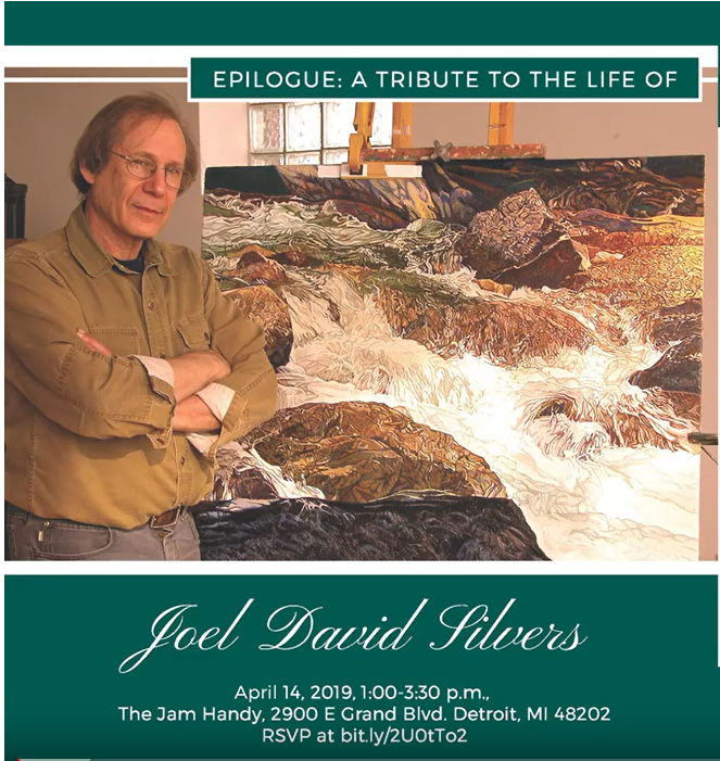 A Tribute to the Life of Joel David Silvers